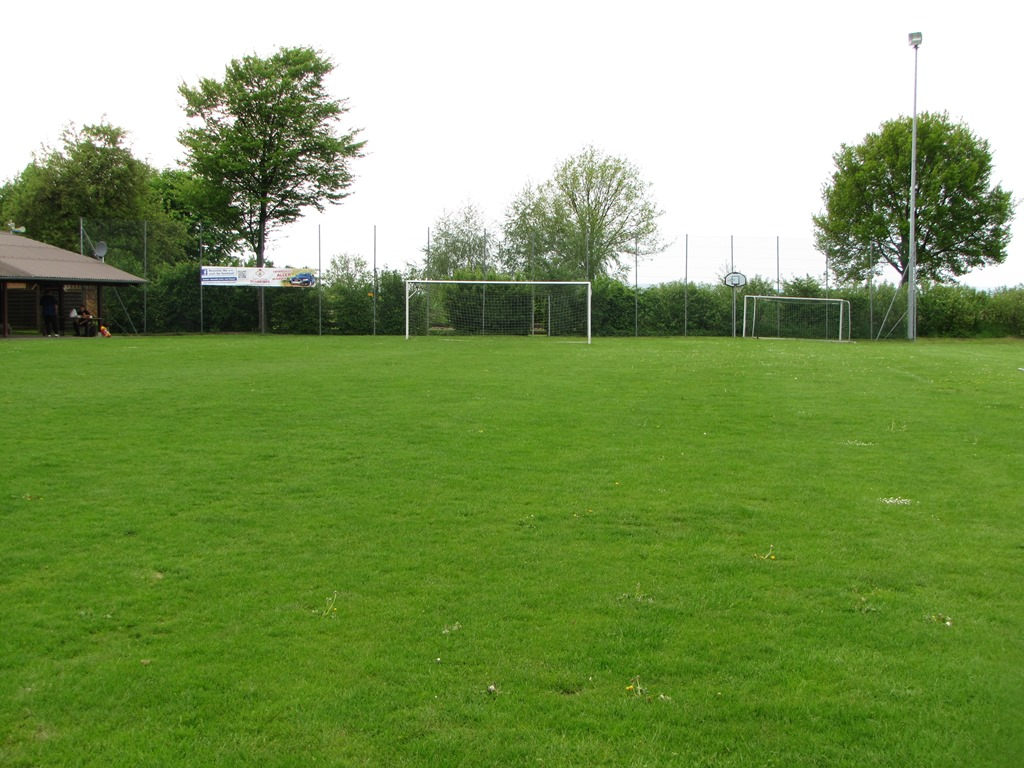 Sportplatz 2014 Trainingsplatz